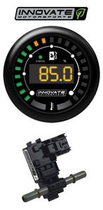 INNOVATE MTX-D: Ethanol Content Percentage & Fuel Temp Gauge Kit - 4JTT Performance