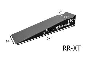 "Race Ramps 67"" service ramp options"
