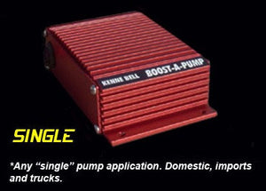KENNE BELL BOOST-A-PUMP (SINGLE PUMP)