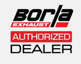 09-15 CTS-V  Borla Type-S Axle Back Exhaust System