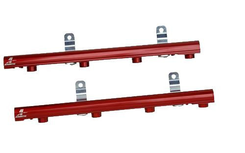 Aeromotive Billet Fuel Rails 5.7/ 6.1 Hemi Jeep Grand Cherokee - 4JTT Performance