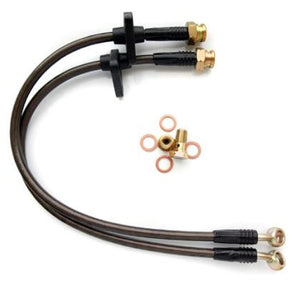Agency Power Cadillac CTS-V Stainless Steel Brake lines - 4JTT Performance