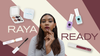 Get Raya Ready with Zahara: Purple Glam