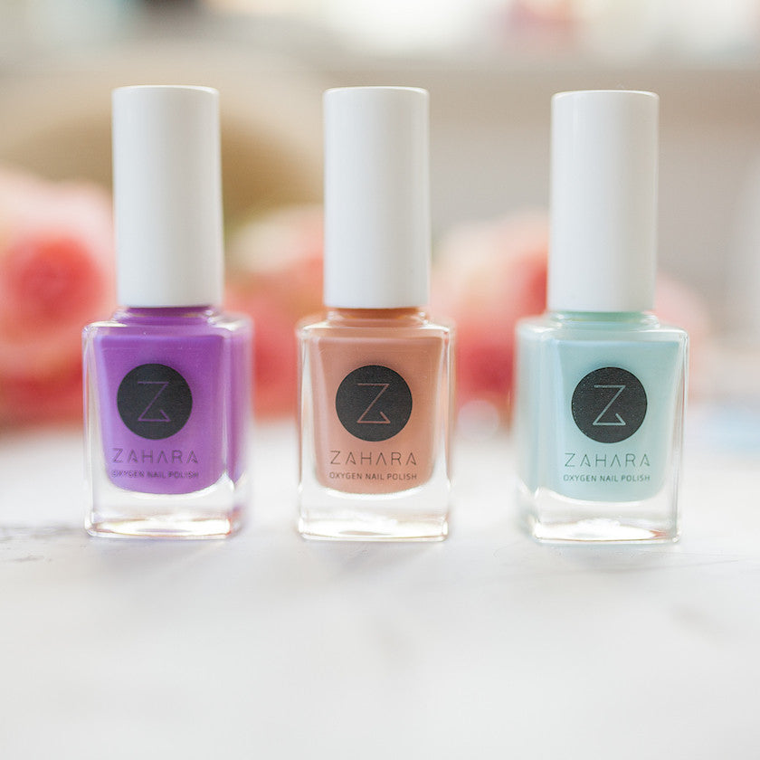 Zahara Cosmetics - Nail Polish and Beauty Products  Made in Europe