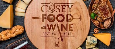 Treats2eat @ Casey Food & Wine Festival - Nov 5th 2016