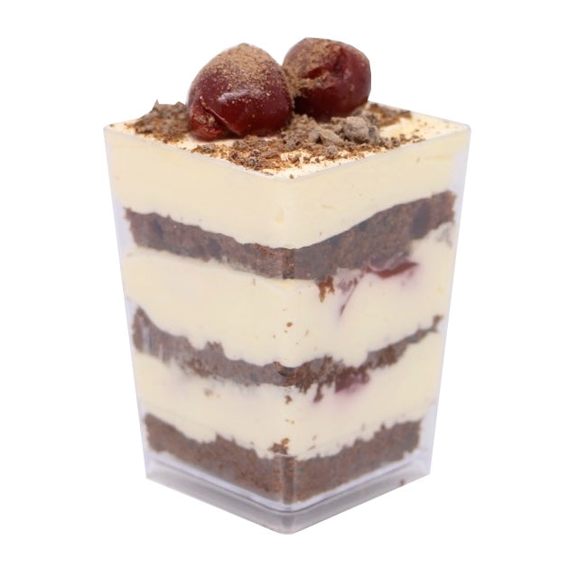 Dessert Cup - Black Forest - Treats2eat - Wedding & Birthday Party Dessert Catering Near Me
