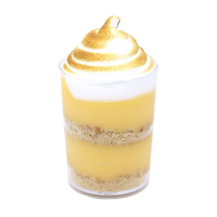 Dessert Cup - Lemon Meringue - Treats2eat - Wedding & Birthday Party Dessert Catering Near Me