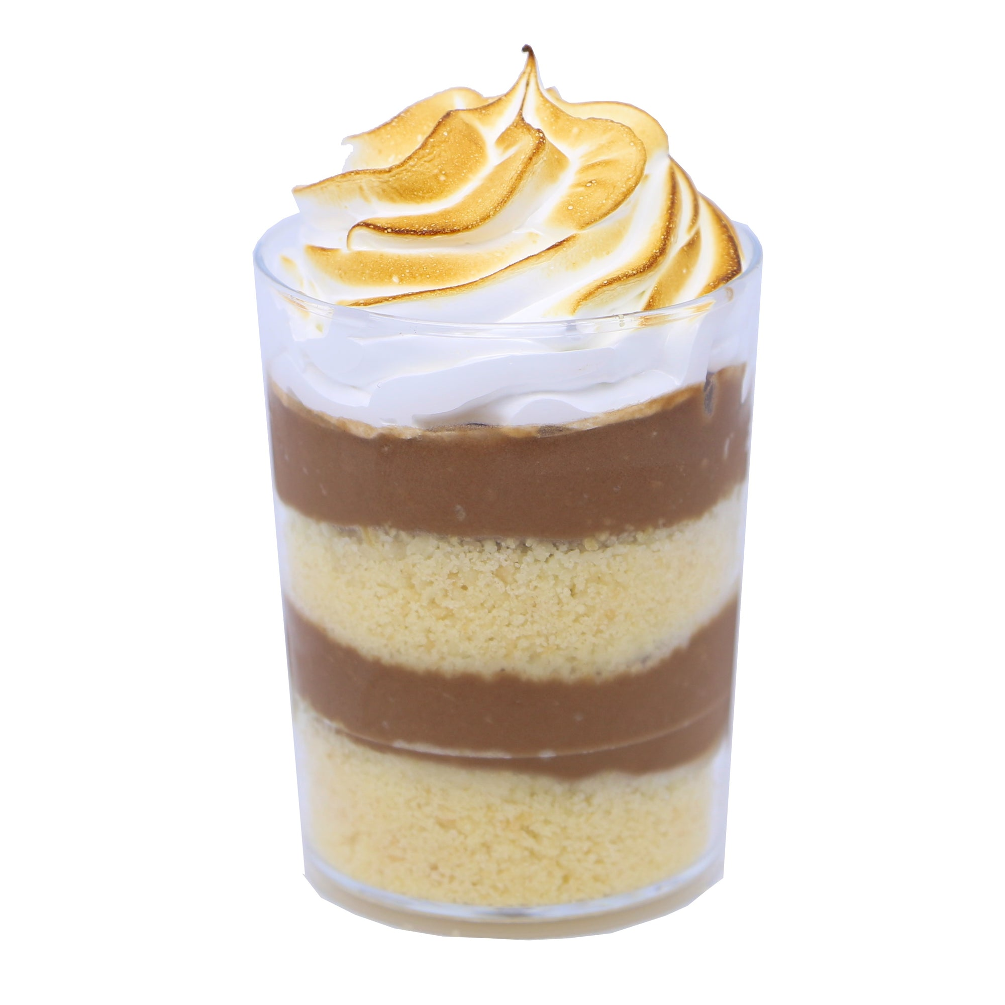 Dessert Cup - S'mores - Treats2eat - Wedding & Birthday Party Dessert Catering Near Me