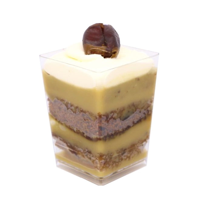 Dessert Cup - Sticky Date Pudding - Treats2eat - Wedding & Birthday Party Dessert Catering Near Me