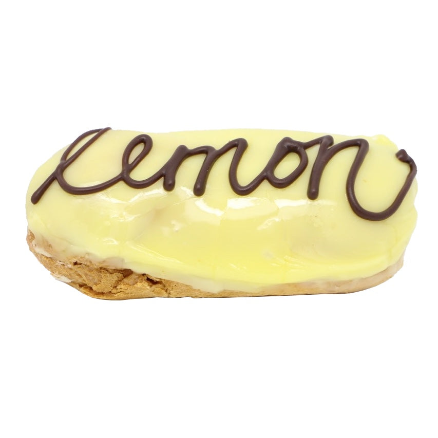 Mini Eclair - Lemon - Treats2eat - Wedding & Birthday Party Dessert Catering Near Me