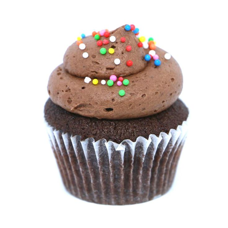 Mini Cupcake - Kids Chocolate - Treats2eat - Wedding & Birthday Party Dessert Catering Near Me