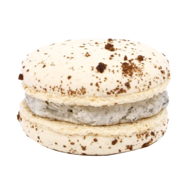 Macaron - Cookies & Cream - Treats2eat - Wedding & Birthday Party Dessert Catering Near Me