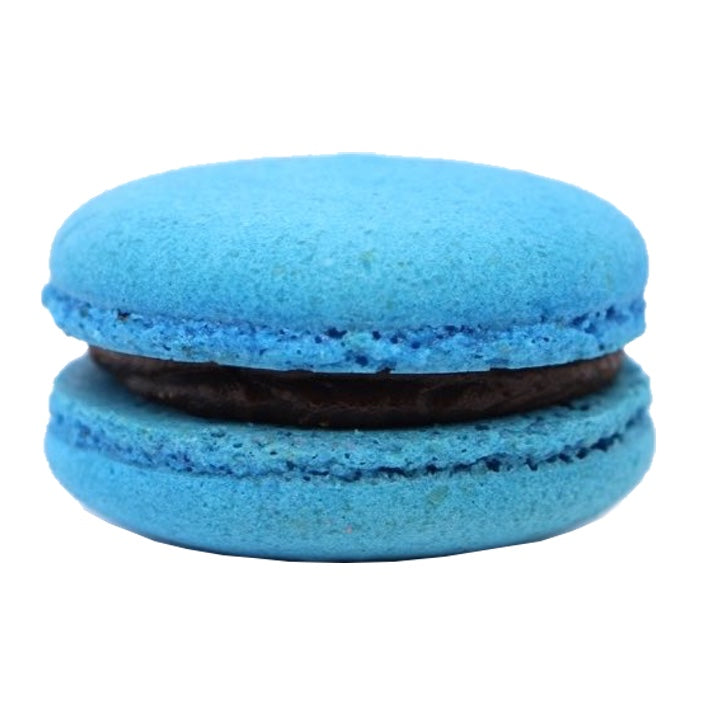 Macaron - Dark Chocolate - Treats2eat - Wedding & Birthday Party Dessert Catering Near Me