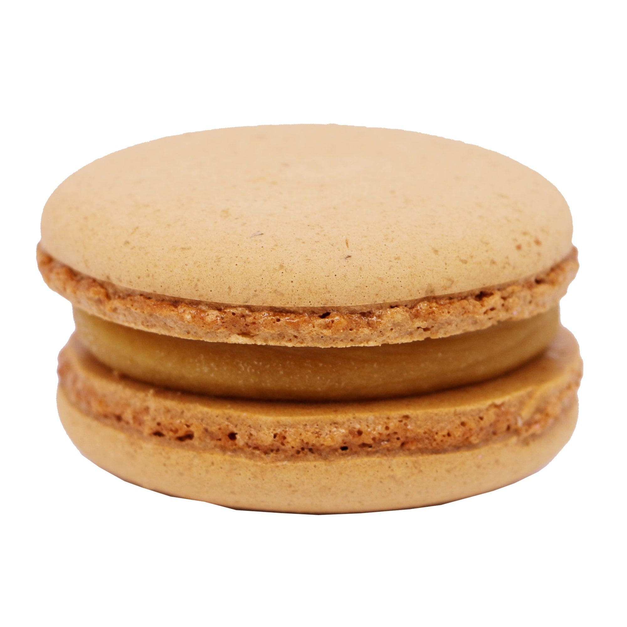 Macaron - Salted Caramel - Treats2eat - Wedding & Birthday Party Dessert Catering Near Me