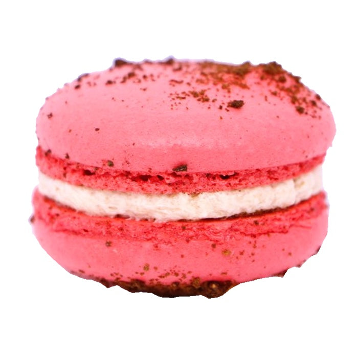 Macaron - Strawberry & Cream - Treats2eat - Wedding & Birthday Party Dessert Catering Near Me