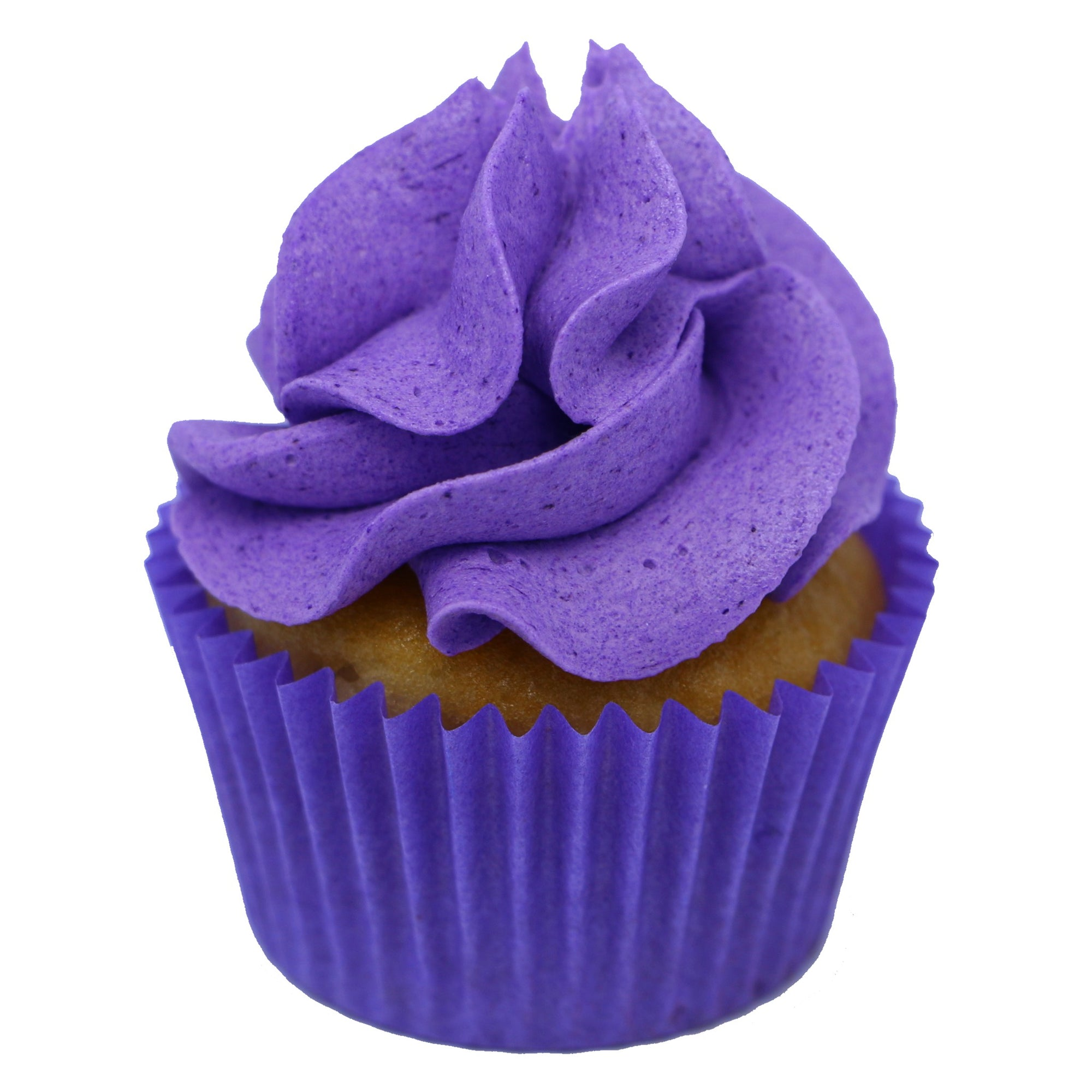 Mini Cupcake - Purple - Treats2eat - Wedding & Birthday Party Dessert Catering Near Me