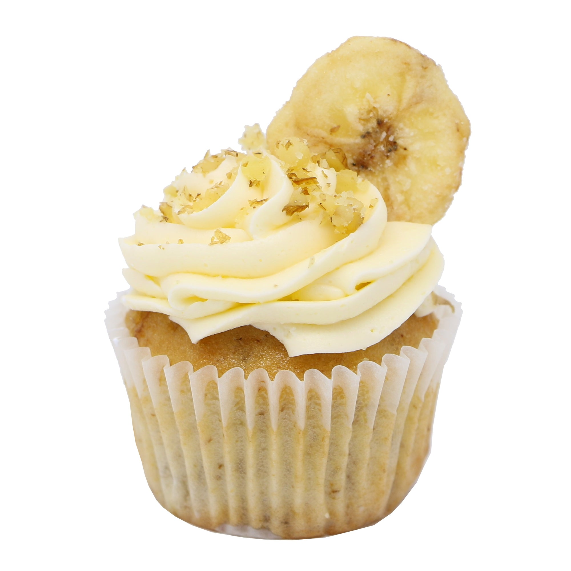 Mini Cupcake - Banana & Walnut - Treats2eat - Wedding & Birthday Party Dessert Catering Near Me
