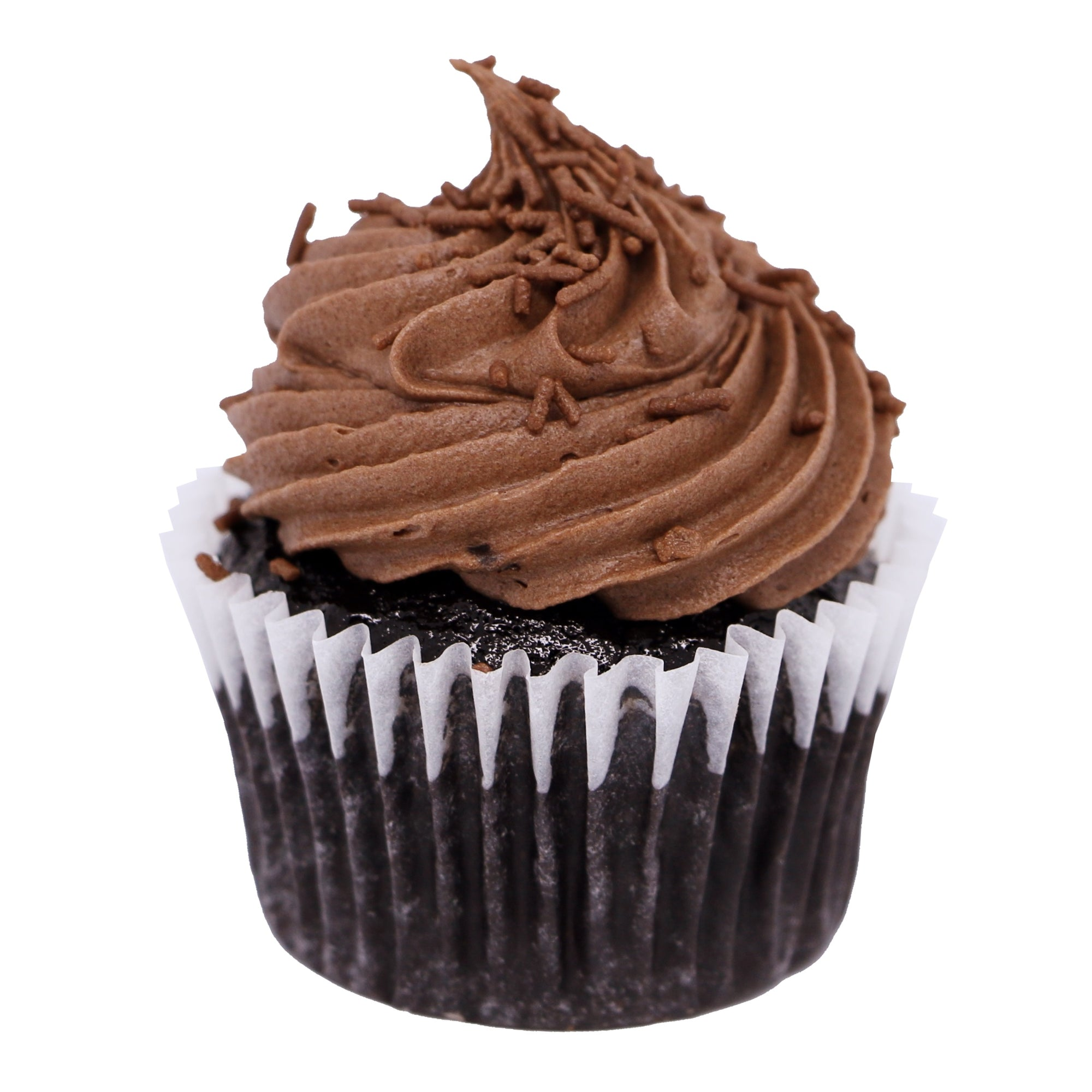 Mini Cupcake - Chocolate - Treats2eat - Wedding & Birthday Party Dessert Catering Near Me