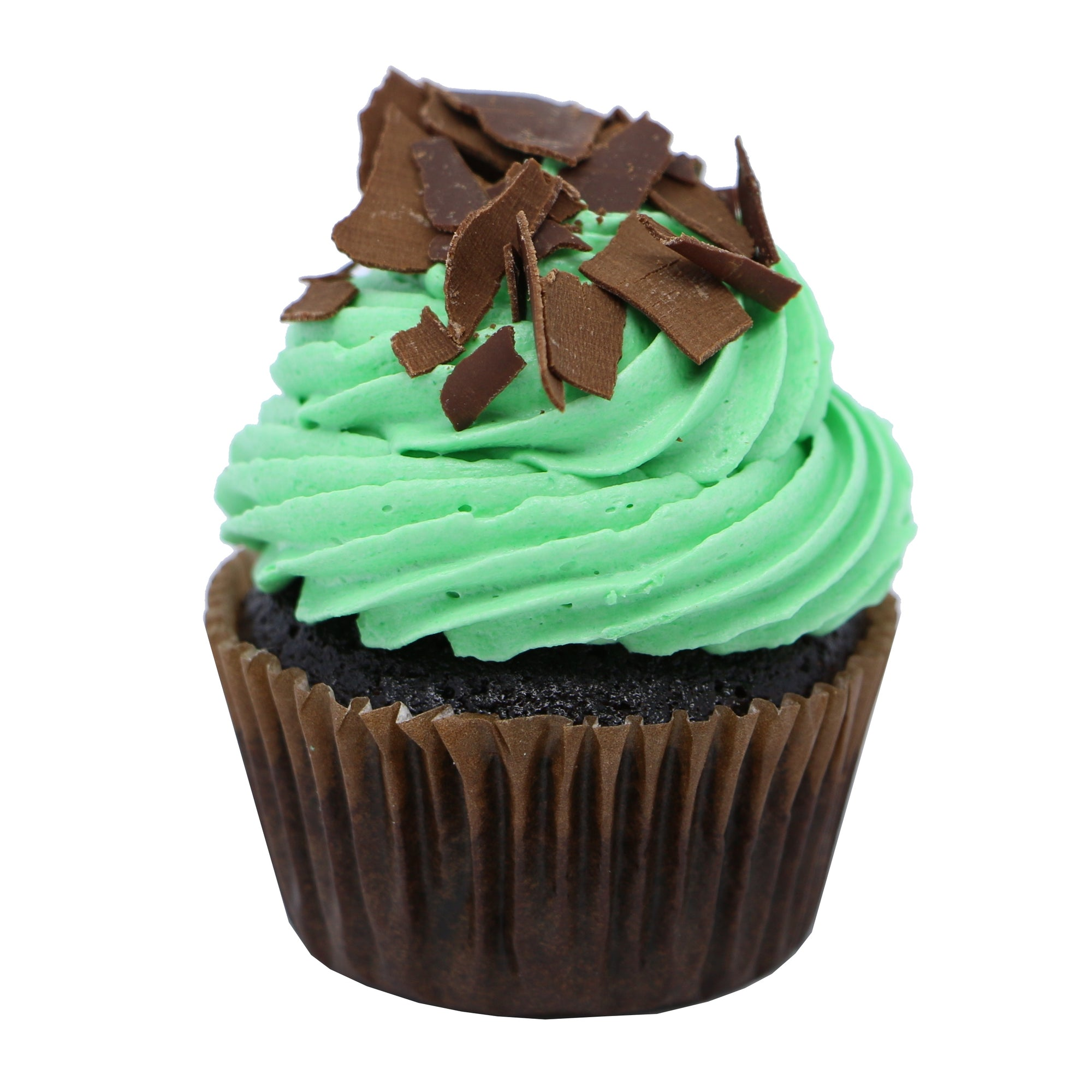 Mini Cupcake - Choc Mint - Treats2eat - Wedding & Birthday Party Dessert Catering Near Me