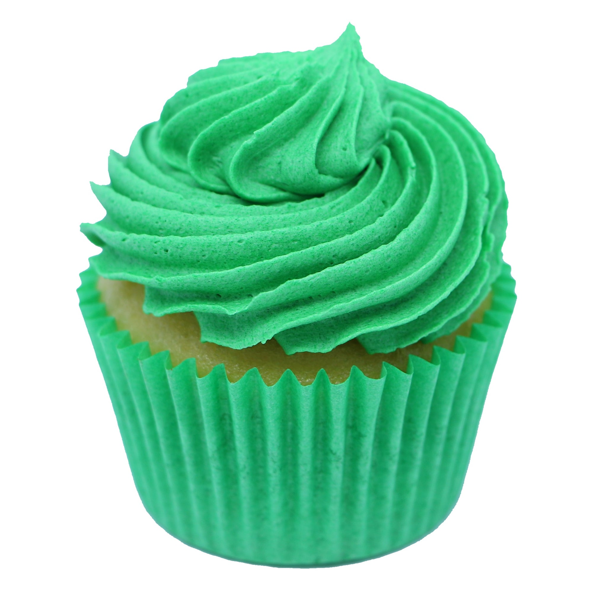 Mini Cupcake - Green - Treats2eat - Wedding & Birthday Party Dessert Catering Near Me