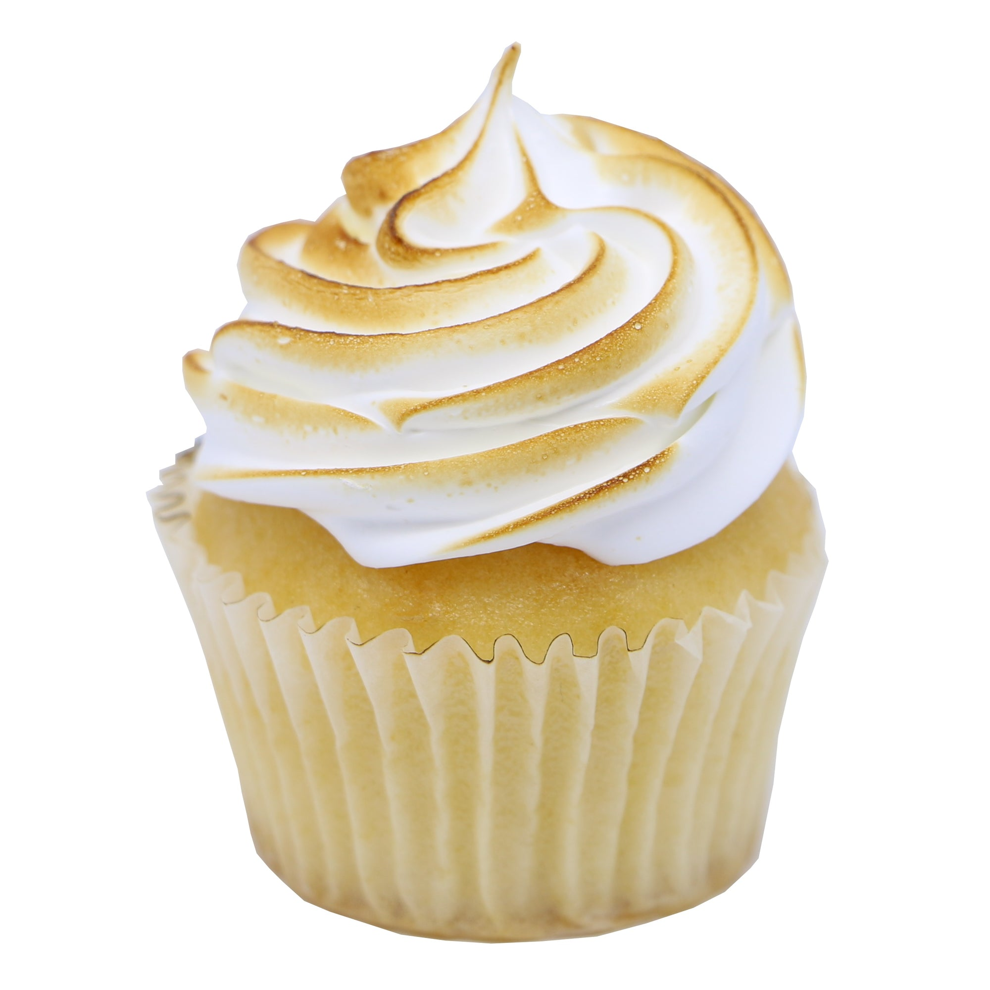 Mini Cupcake - Lemon Meringue - Treats2eat - Wedding & Birthday Party Dessert Catering Near Me