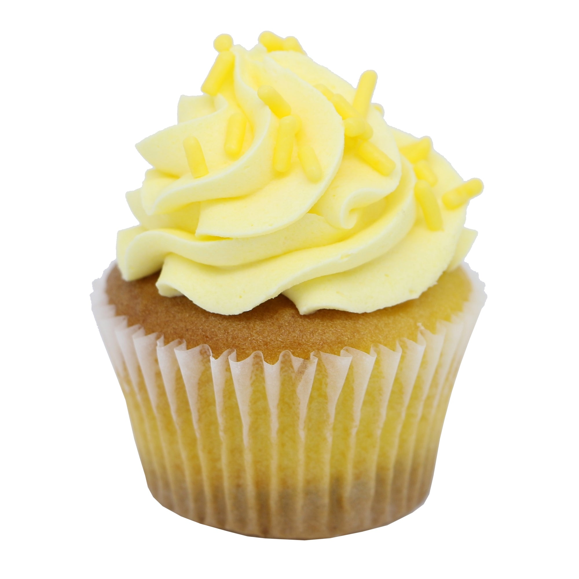 Mini Cupcake - Lemon - Treats2eat - Wedding & Birthday Party Dessert Catering Near Me