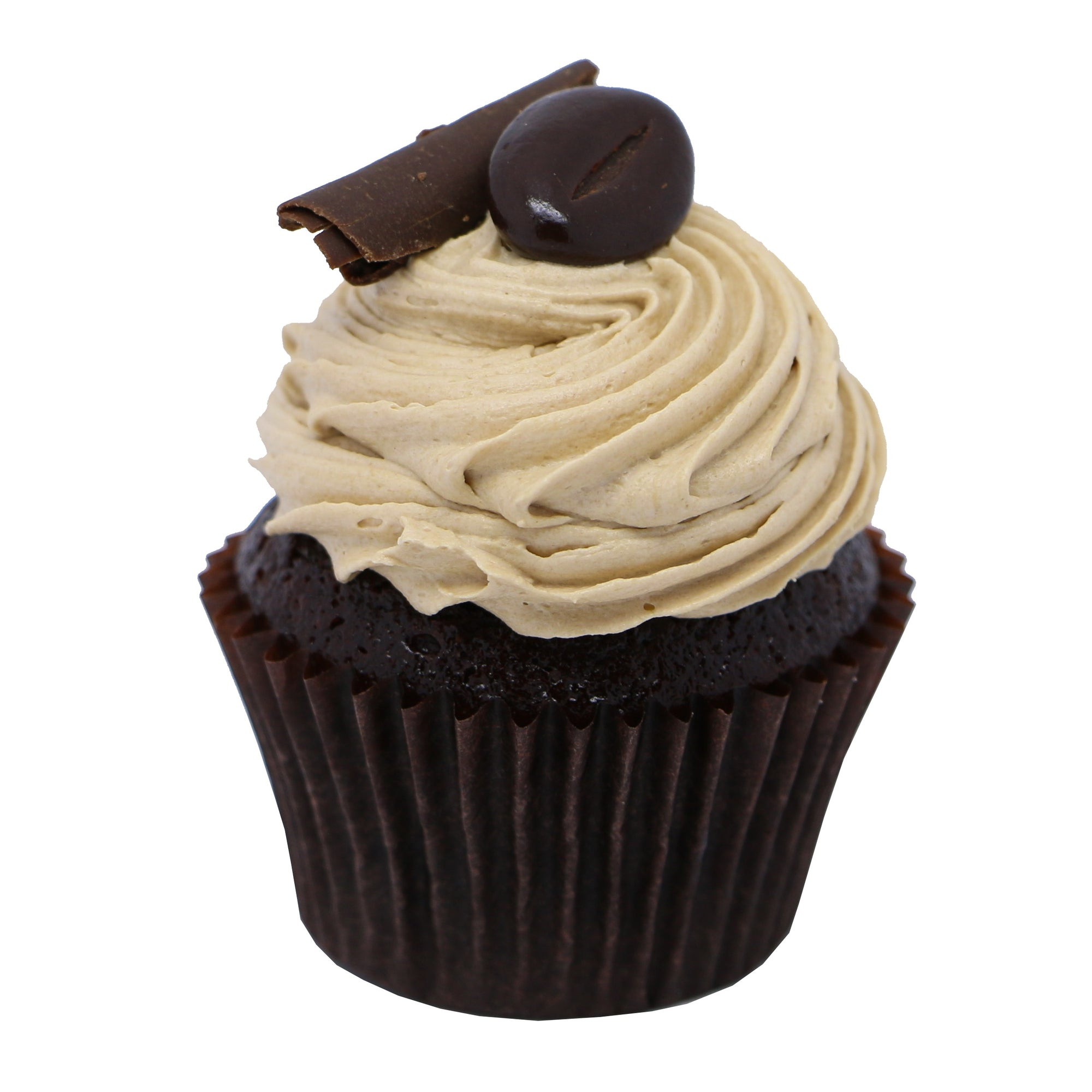 Mini Cupcake - Mocha - Treats2eat - Wedding & Birthday Party Dessert Catering Near Me