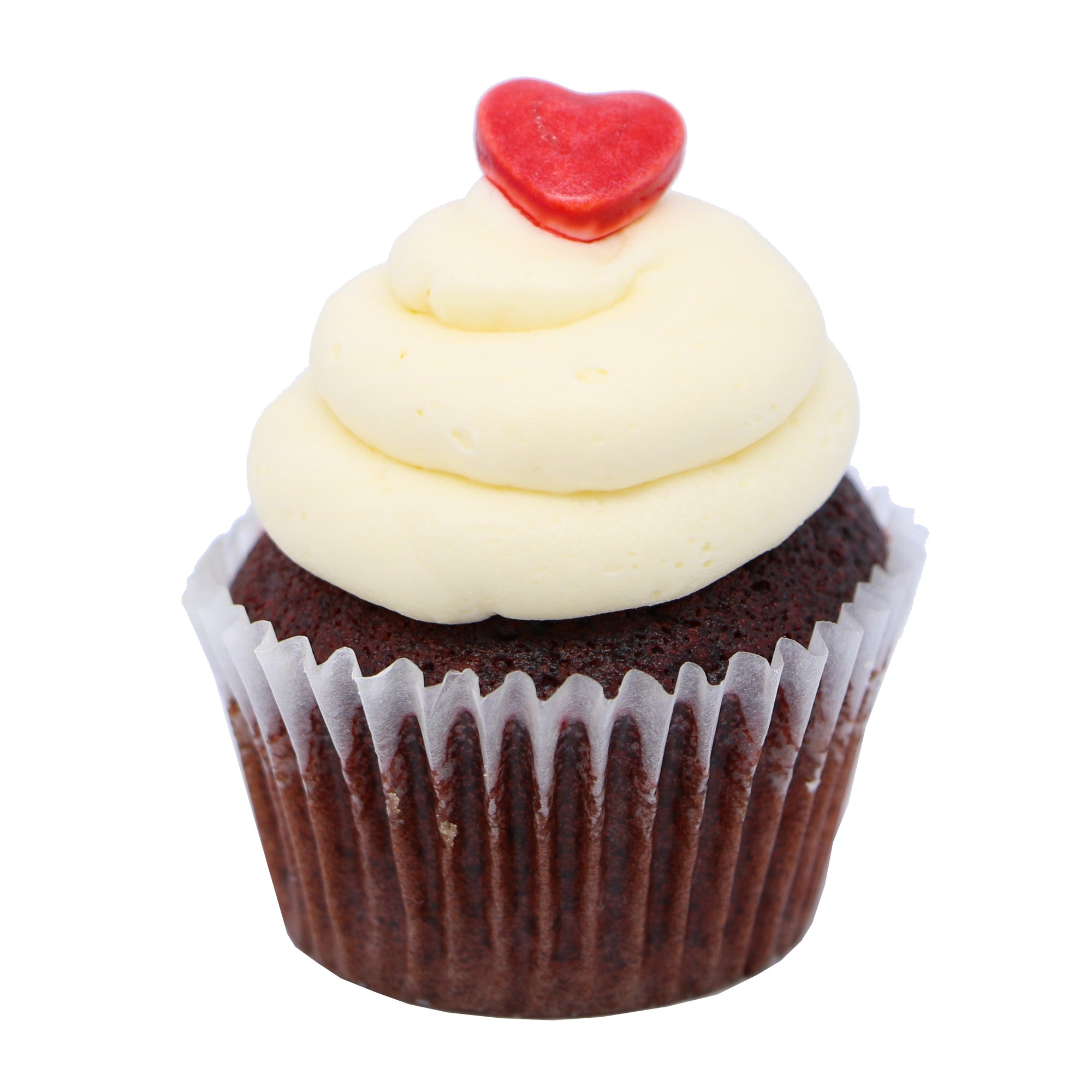 Mini Cupcake - Red Velvet - Treats2eat - Wedding & Birthday Party Dessert Catering Near Me