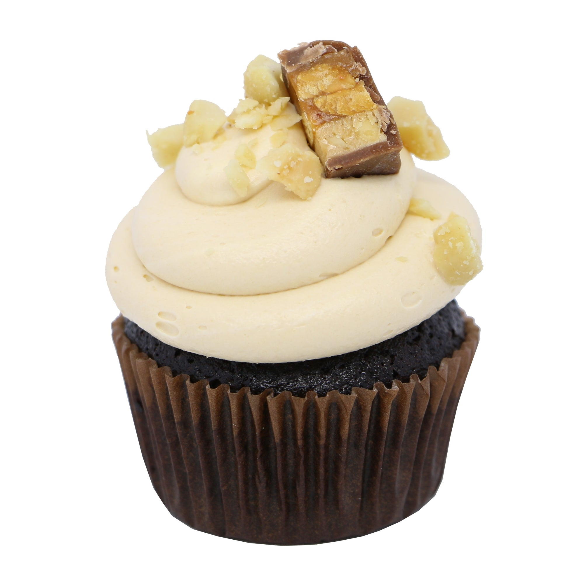 Mini Cupcake - Snickers - Treats2eat - Wedding & Birthday Party Dessert Catering Near Me