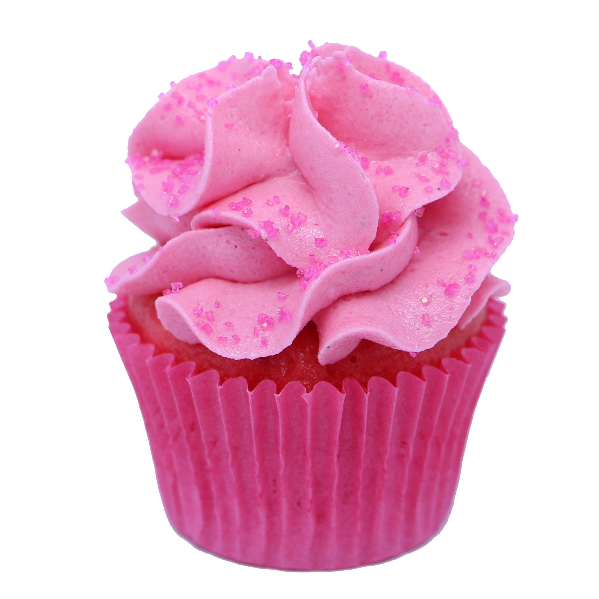 Mini Cupcake - Strawberry - Treats2eat - Wedding & Birthday Party Dessert Catering Near Me