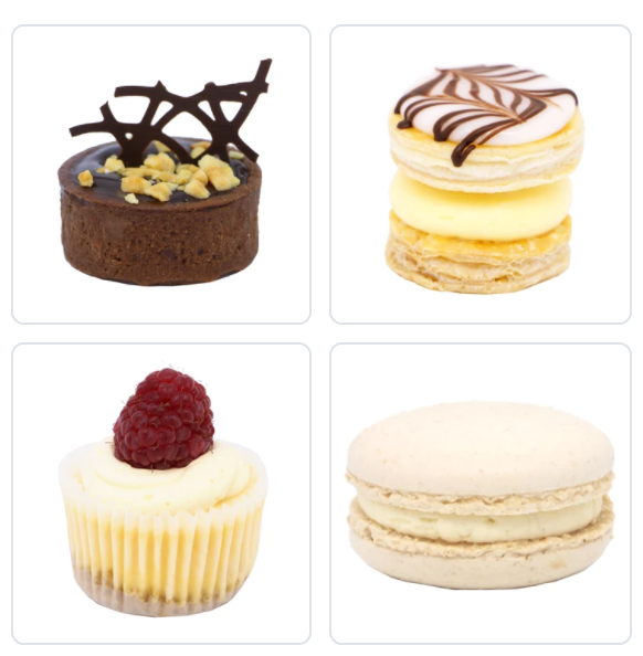 High Tea Catering Pack B (6 Guests) - Treats2eat - Wedding & Birthday Party Dessert Catering Near Me