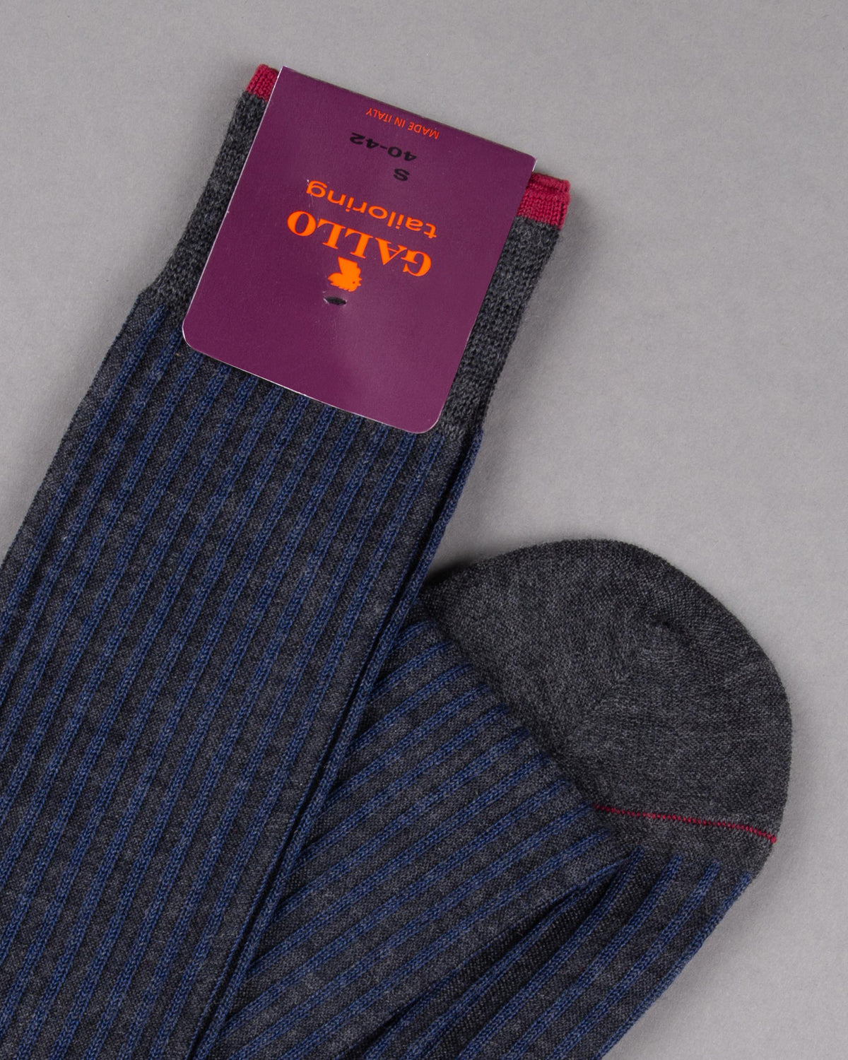 LONG INSIDE OUT SOCKS