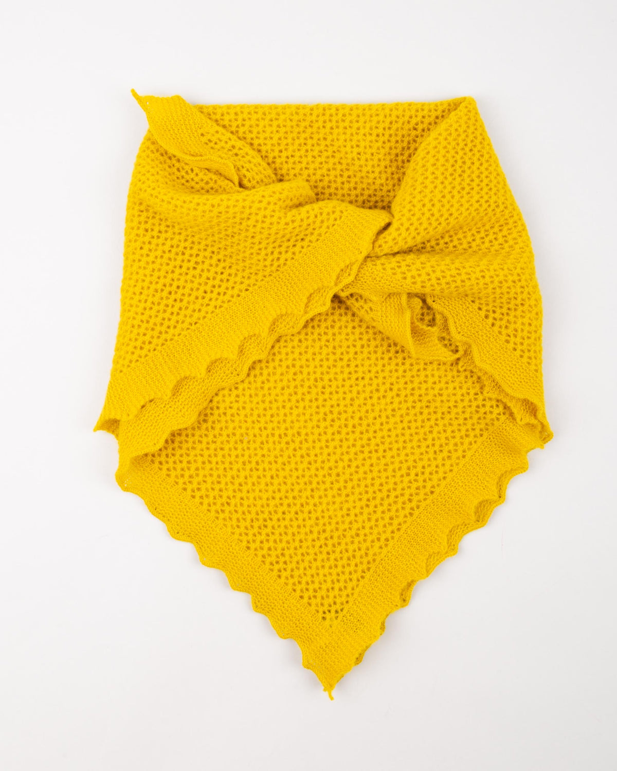 Felted Lace Neckerchief