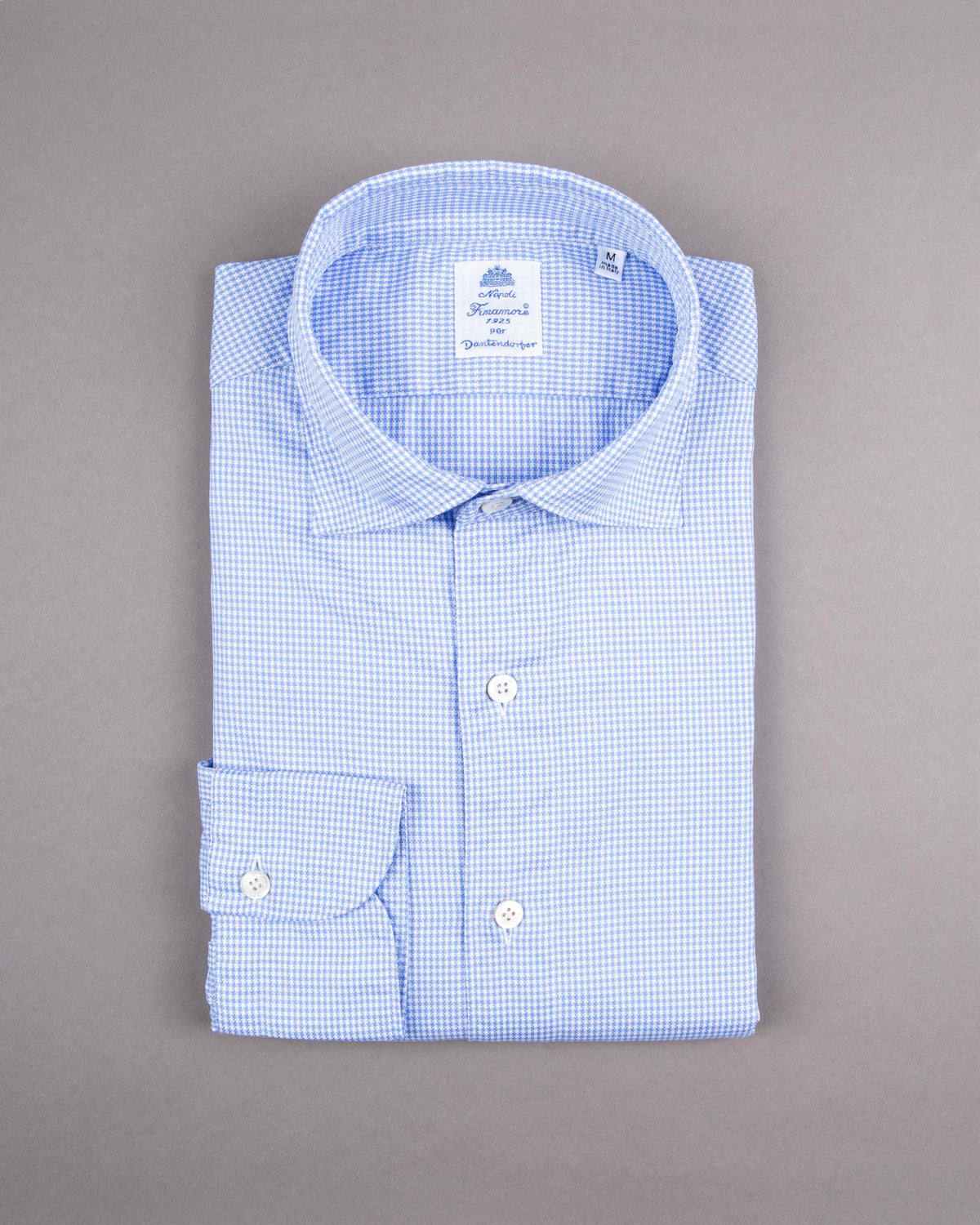 Checked 'Oxford' Shirt