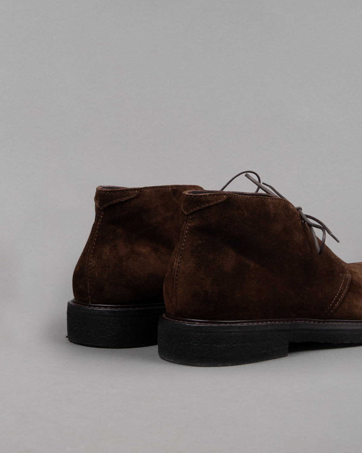 Half-High Suede Boot