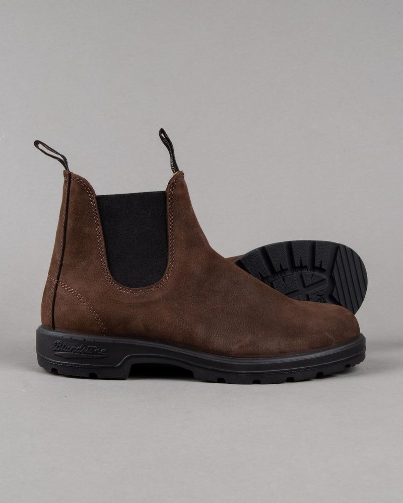 585 Suede Boots