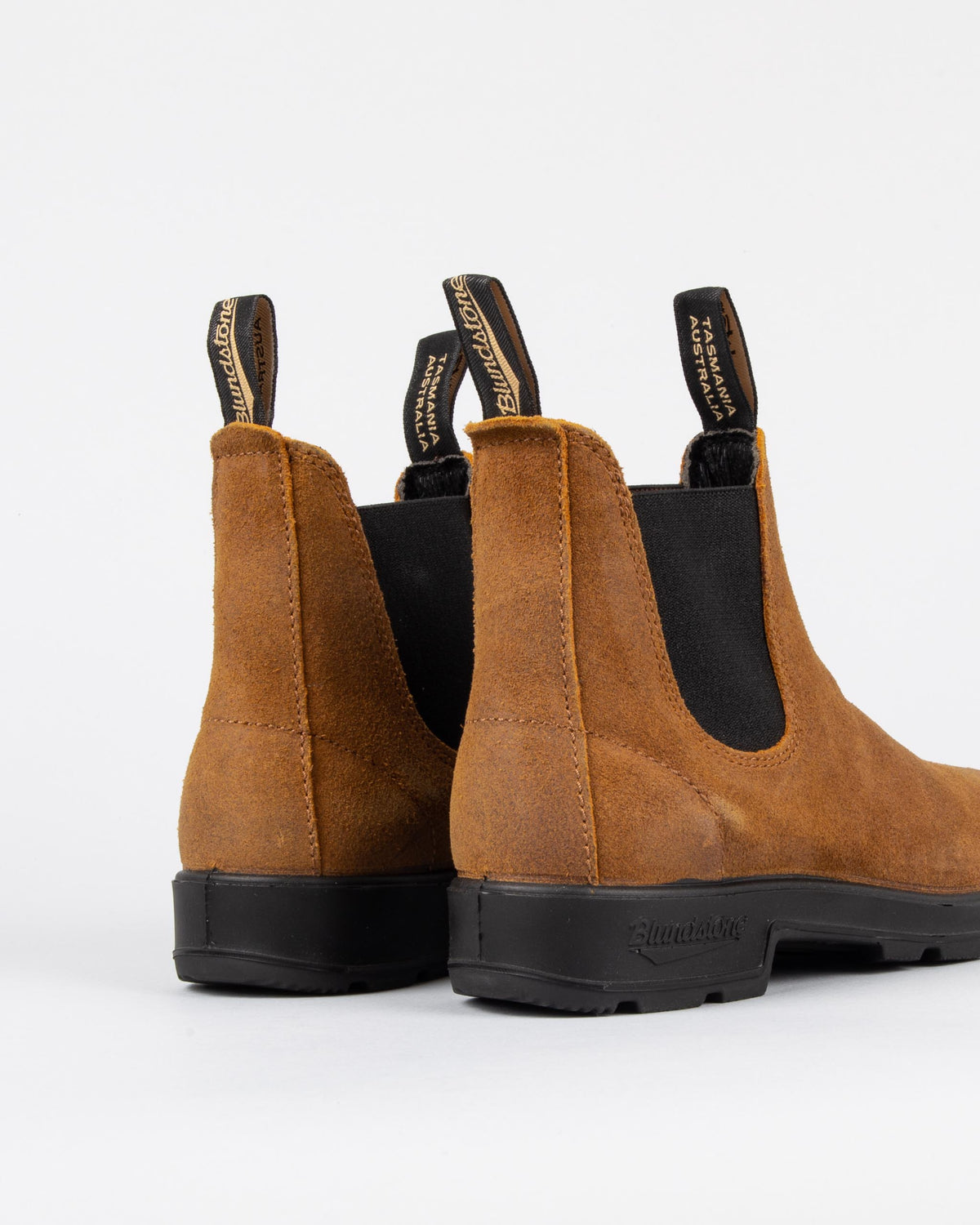 1911 'Tobacco' Suede Boots