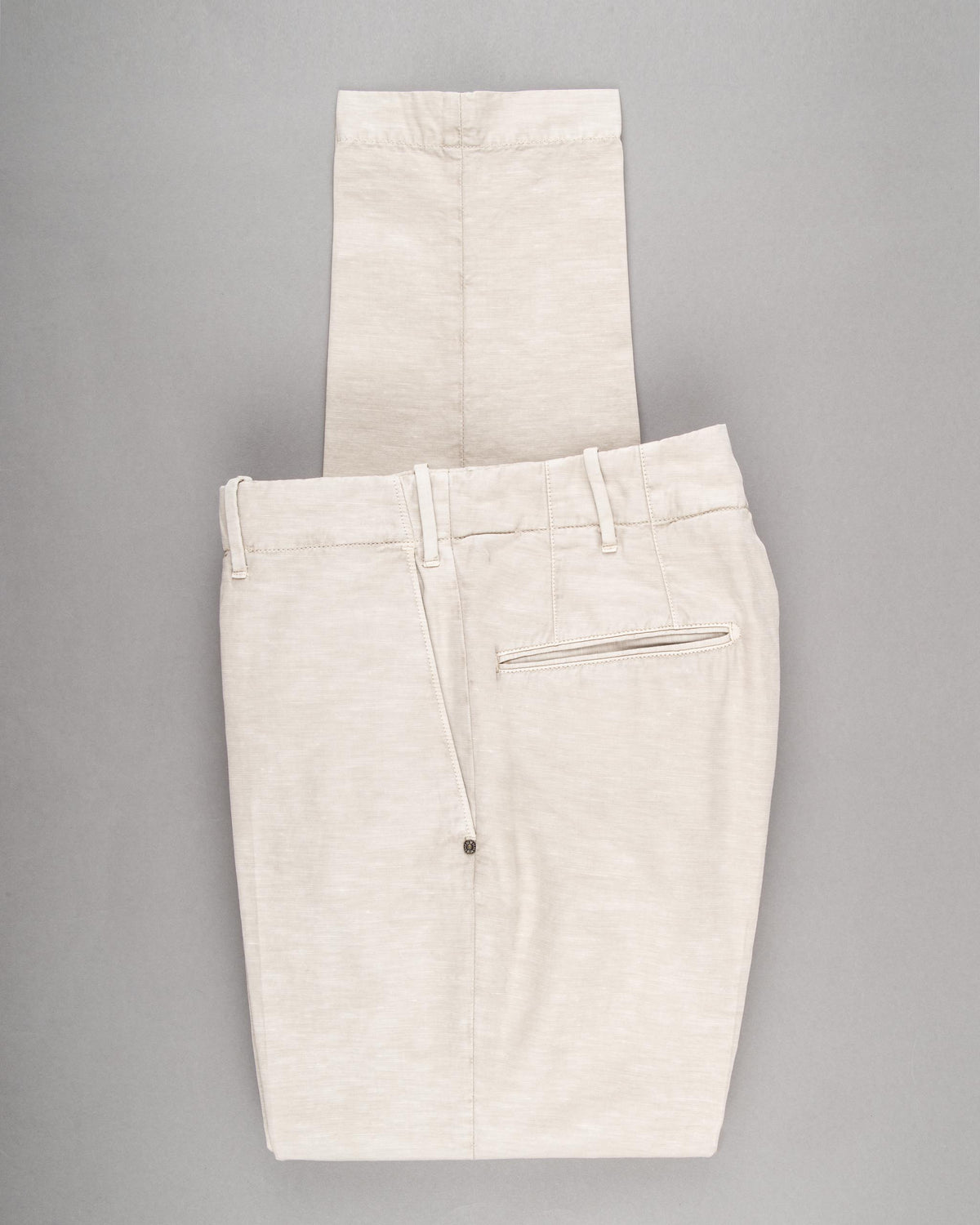 'Verve' Cotton Chino