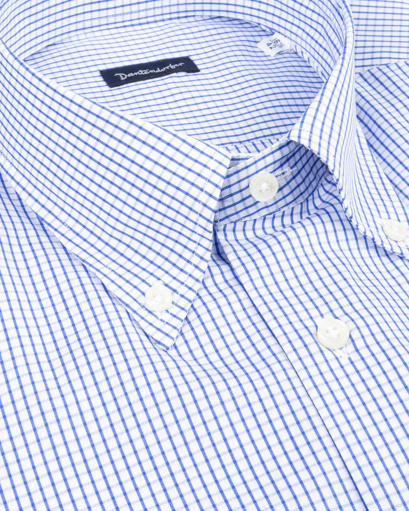 Kariertes Button-down-Hemd 'Zephir'