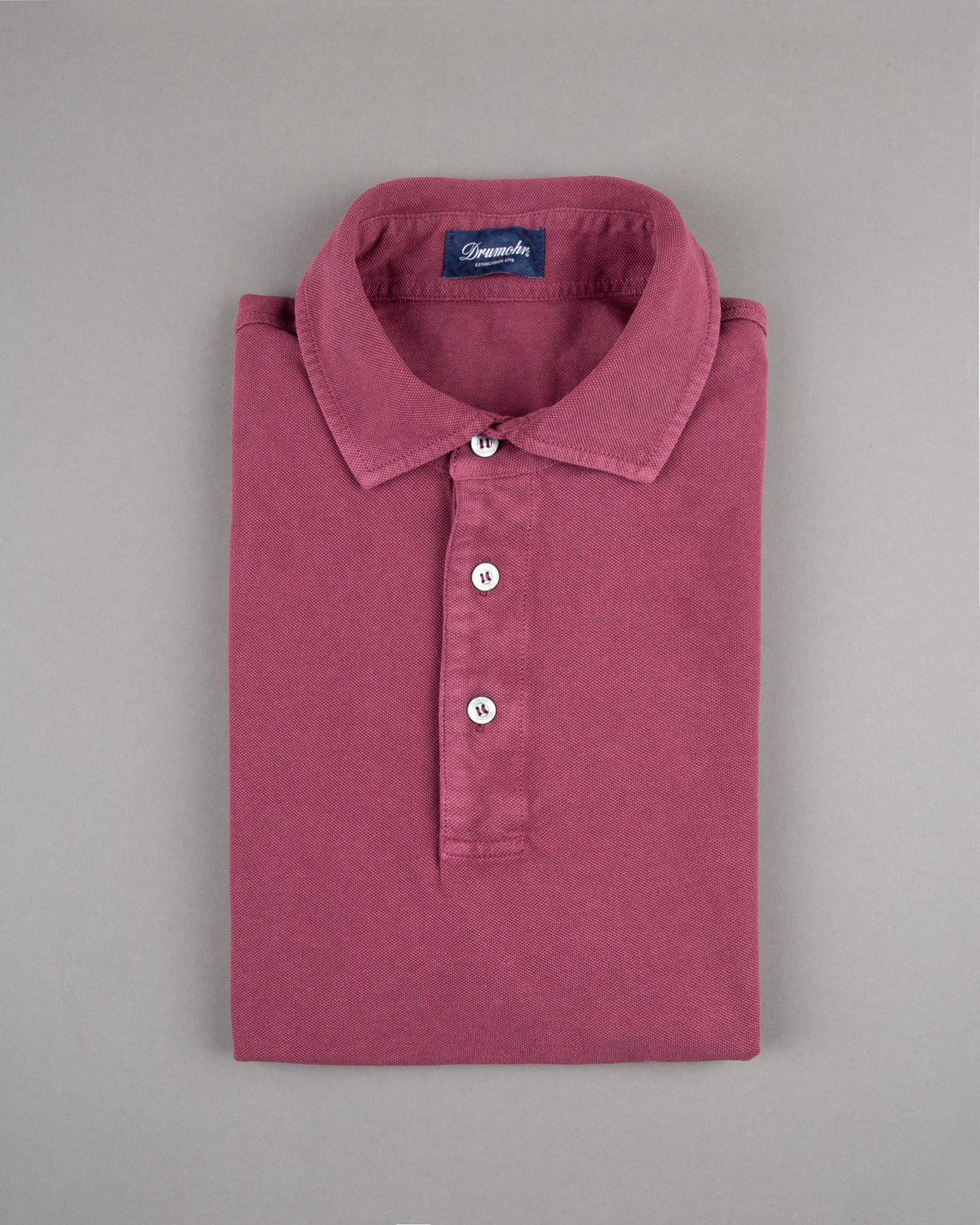 Pique Short Sleeved Polo