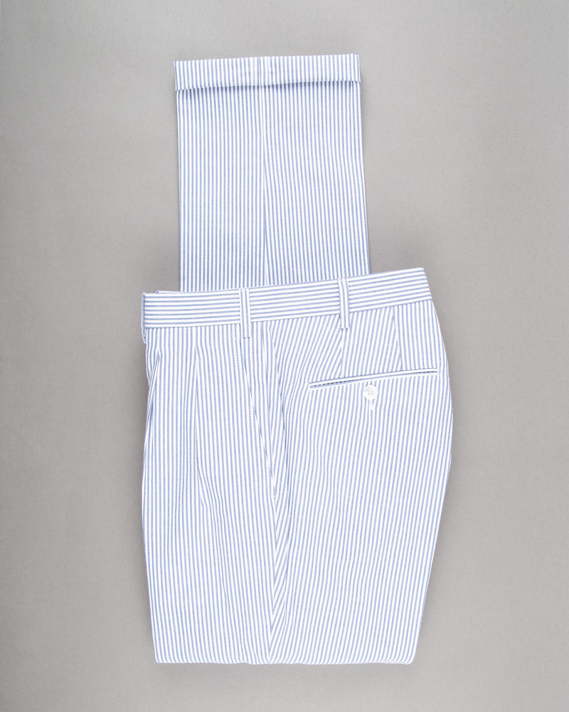 Pleated Chino