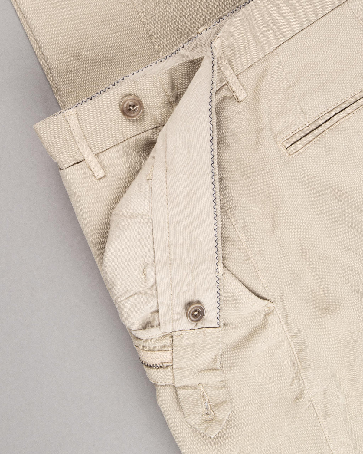 Cotton Blend Chino