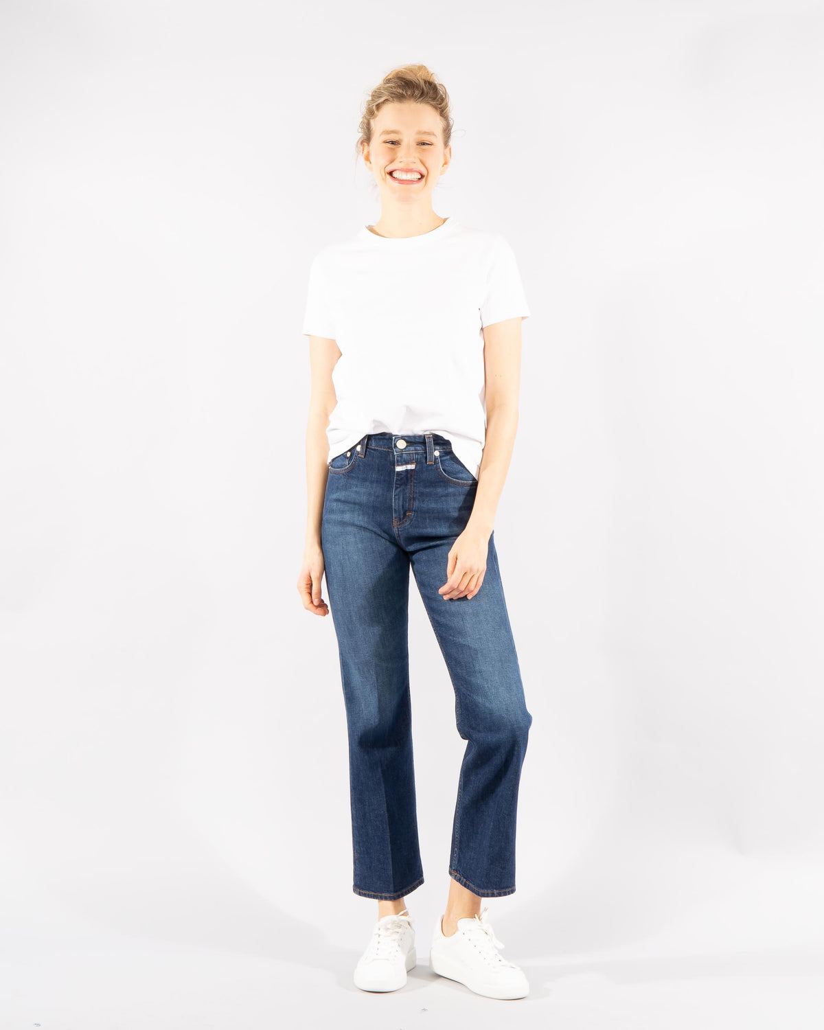 Flare Cut Jeans