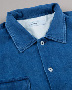 Denim Overshirt