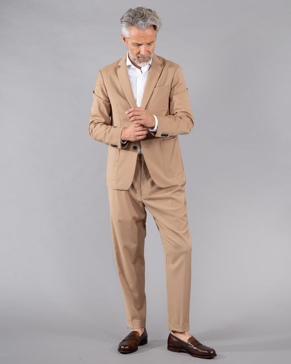Barena trouser 100% wool in beige