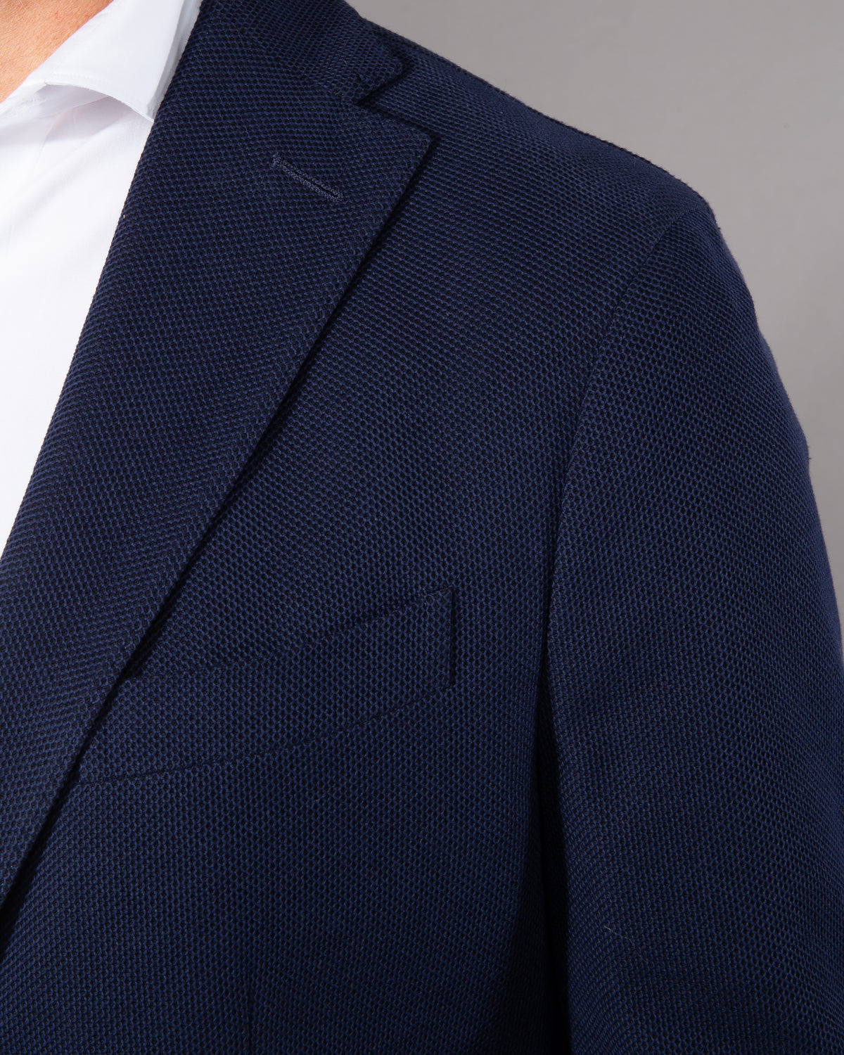 Boglioli Sakko Blazer 100% cotton navy dark blue