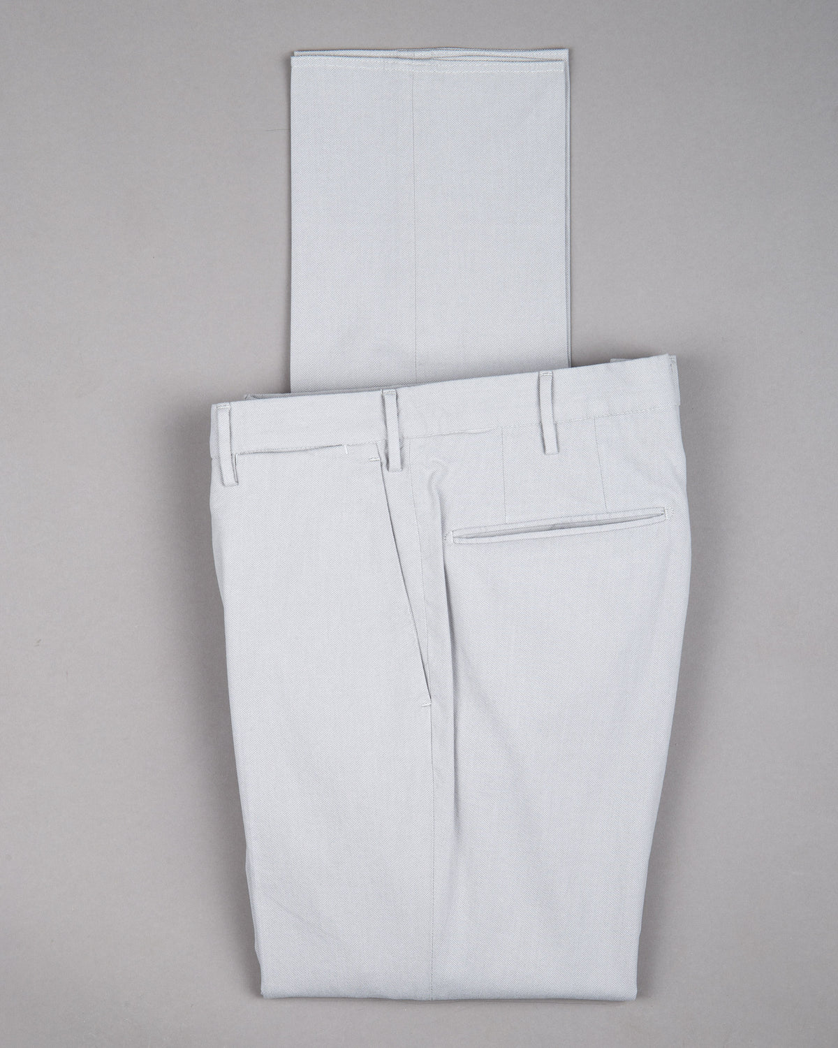 Incotex ice cotton Chino Trouser Pants Hose for men in leight grey 99% cotton 1% elastane