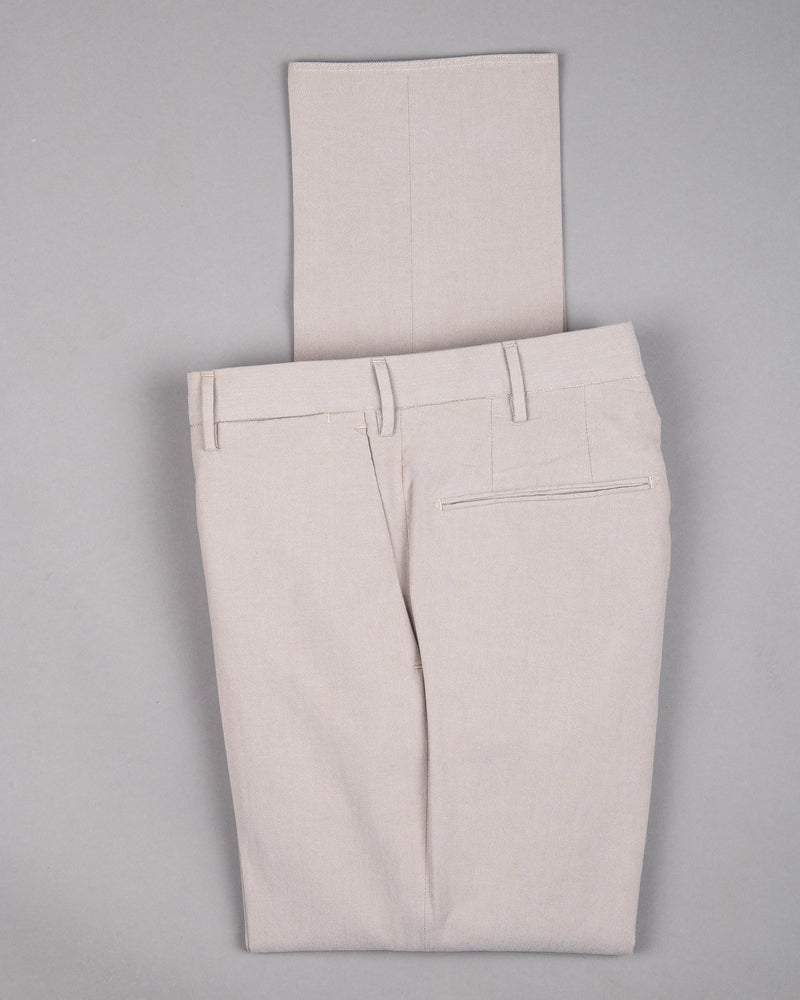 Incotex ice cotton Chino Trouser Pants Hose for men in beige 99% cotton 1% elastane
