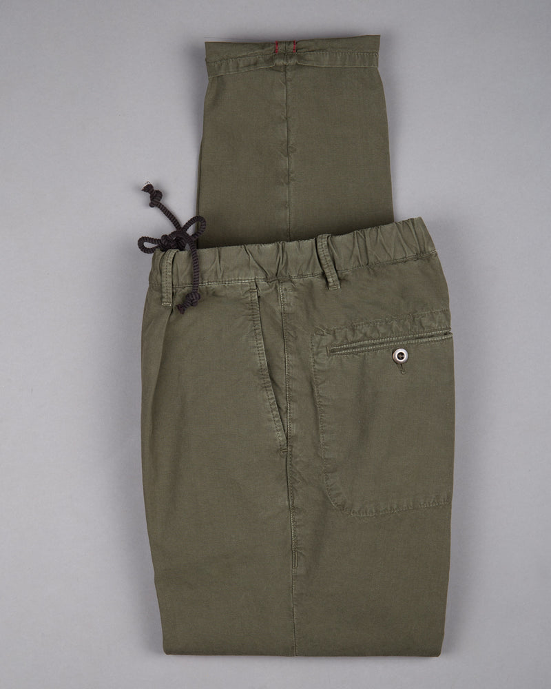 Slacks' Casual Pleated Trousers