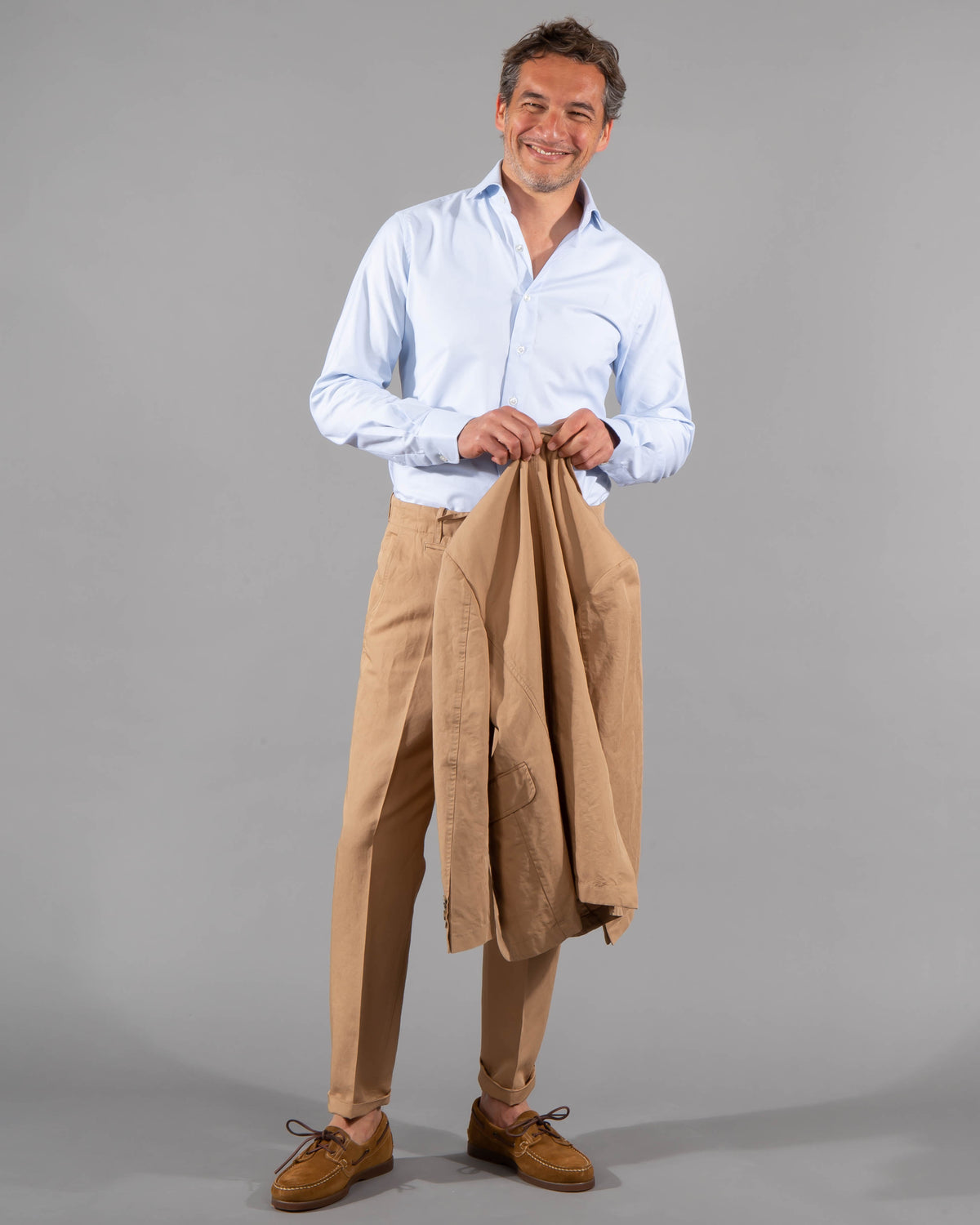 Popelin Tomi Trousers